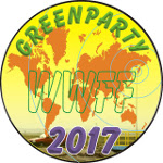 GreenParty 2017 sigla
